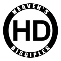 Black HD Logo